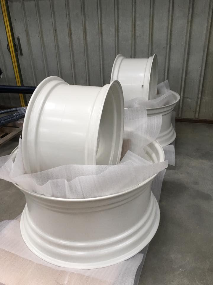 Rénovation de matériel agricole - métallisation 79, 85, 17
