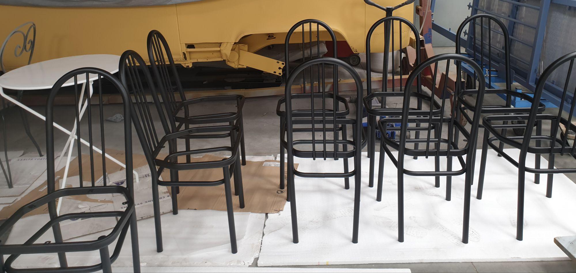 Rénovation et restauration de mobilier extérieur et décoration - métallisation 79, 85, 17