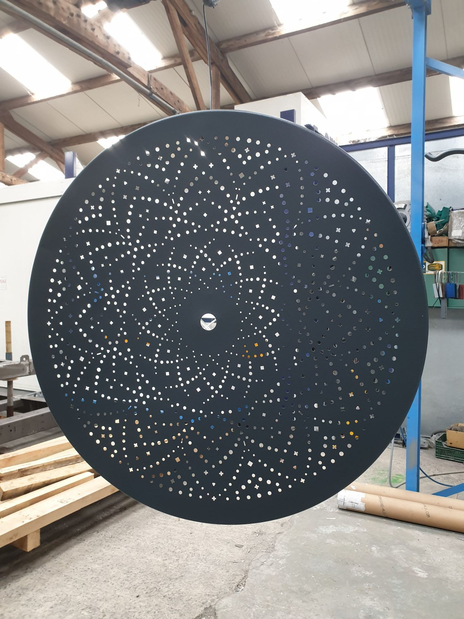 Rénovation d'objet en métal Rénovation de mobilier extérieur en métal 79, 17, 85