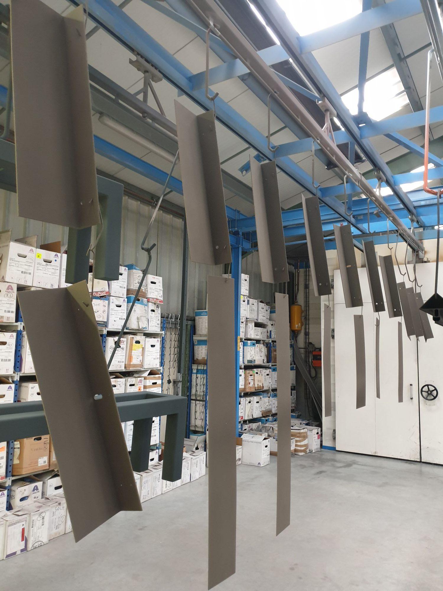 Rénovation équipements industriels et divers 79, 85, 17
